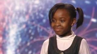getlinkyoutube.com-Natalie Okri sings Alicia Key's No One - Britain's Got Talent - Show 6