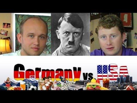 Hitler - Germany vs USA