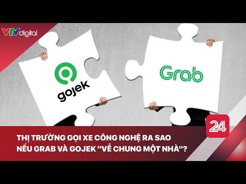 Thị trường gọi xe công nghệ ra sao nếu Grab và Gojek