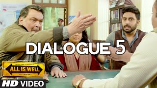 getlinkyoutube.com-All Is Well Dialogue - 'Pagal kisko Keh Raha Hai ?'   T-Series