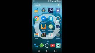 getlinkyoutube.com-Como ativar a opção Espelhamento de tela MOTO G - SEM CHROMECAST (ROOT)