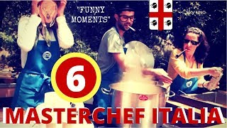 "getlinkyoutube.com-MASTERCHEF ITALIA 5 (#6) CONCORRENTI Vs SARDEGNA ""Funny Moments"""