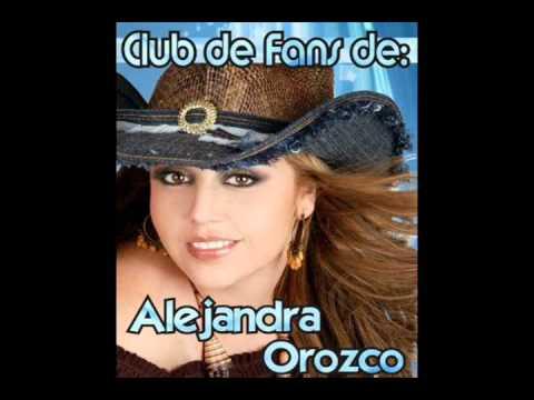 Te Presumo-Alejandra Orozco
