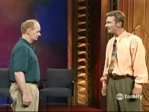Whose Line is it Anyway - Narrate - Circus