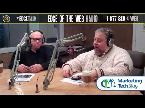 Because Google Said So | Marketing Tech Blog | Edge of the Web Radio