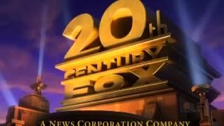 getlinkyoutube.com-Dream Logo Combos: Blue Sky Studios / 20th Century Fox / Nickelodeon Productions