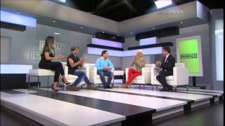 getlinkyoutube.com-Manuel José - Entrevista Paparazzi TV canal MegaTV Miami Marzo 23 de 2015