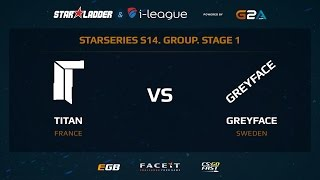 getlinkyoutube.com-Titan vs GreyFace - Map 1 - Dust 2 (SL i-League StarSeries XIV)