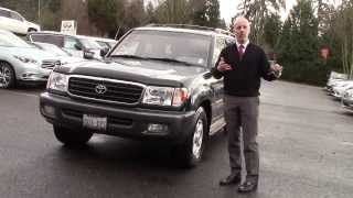 getlinkyoutube.com-2000 Toyota Land Cruiser review - In 3 minutes you'll be an expert on the 2000 Land Cruiser