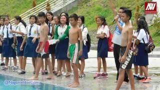 Lomba Renang Putra Kelas 9 - Perayaan Paskah SMP N 1 GSB Parapat