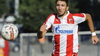 getlinkyoutube.com-Marko Grujić ● Red Star Belgrade ● Goals, Skills & Assists ● 2015/2016 HD