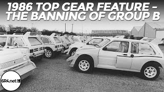 getlinkyoutube.com-1986 Top Gear Feature - The Banning Of Group B Rallying