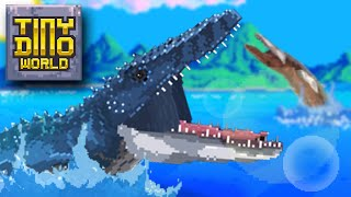 STRONGEST MAXED MOSASAUR!!! *6 STAR* - Tiny Dino World