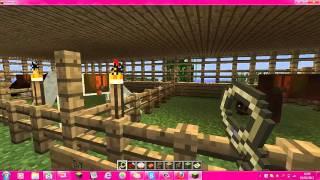 getlinkyoutube.com-Minecraft-  Simply Horses Mod