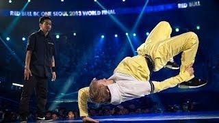 getlinkyoutube.com-Hong 10 vs Menno - Battle 8 - Red Bull BC One World Final 2013 Seoul