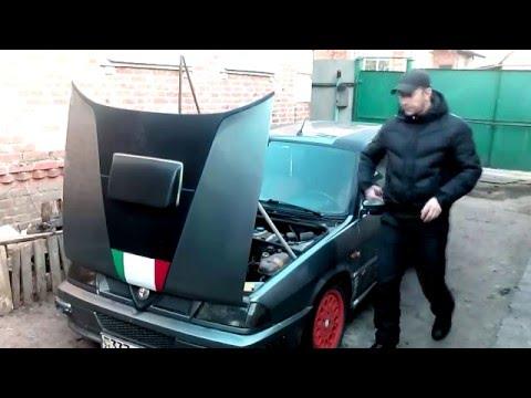Как заставить его работать! Работы с клапаном продолжаються. Alfa Romeo 33