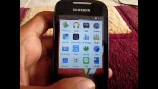 getlinkyoutube.com-LOLLIPOP 5.0 ON SAMSUNG GALAXY MINI S5570