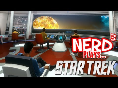 Nerd Plays... Star Trek: The Awful Videogame