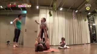 getlinkyoutube.com-Taeoh(Asher) and Ricky Kim father