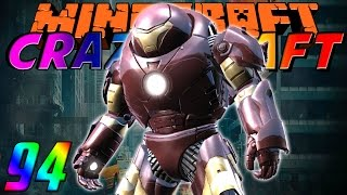"getlinkyoutube.com-Minecraft Crazy Craft 2.0 ""Avengers Hulk Buster Armour!"" Ep. 94  w/ JAYG3R"