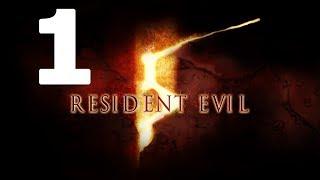 getlinkyoutube.com-Resident Evil 5 Walkthrough Part 1 - No Commentary Playthrough (Xbox 360/PS3)