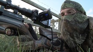 getlinkyoutube.com-The Airgun Show – hunting rabbits in the wind, PLUS the Daystate Wolverine 303 on test