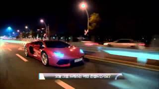 "getlinkyoutube.com-""Top Gear KOREA 3"" Ep.4: 람보르기니 아벤타도르에 어울리는 여배우 손은서!"