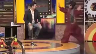 Pathan say bato bato may mafi Aqib Javed nay mazak raat program