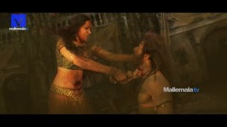 Fantastic VFX climax scene from Arundathi movie Anushka, Sonu Sood