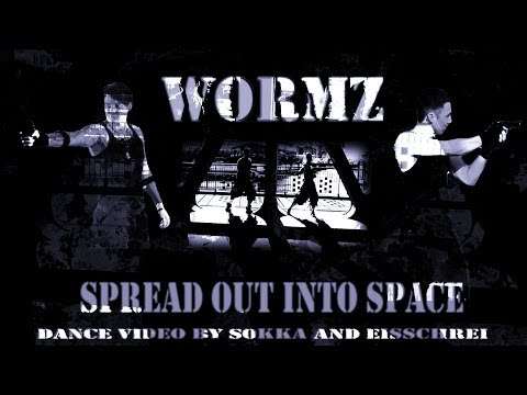 WORMZ - Spread Out Into Space