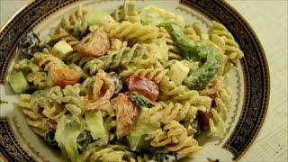 getlinkyoutube.com-Pasta Salad