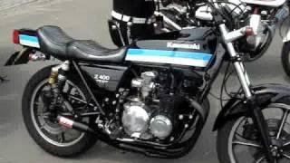 getlinkyoutube.com-KAWASAKI Z400FX  モリワキショート管