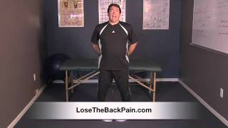 deadlift pain tailbone