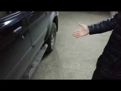 Mitsubishi Montero Sport плохо заводится на горячую