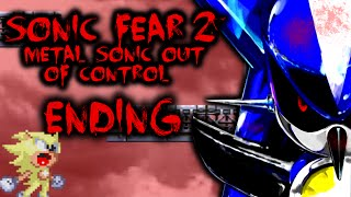 getlinkyoutube.com-SONIC FEAR 2: METAL SONIC OUT OF CONTROL - ENDING - METAL SONIC OVERLORD BOSS FIGHT!