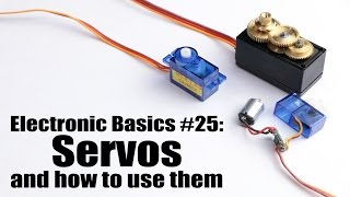 getlinkyoutube.com-Electronic Basics #25: Servos and how to use them