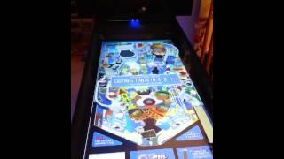 getlinkyoutube.com-Tron virtual pinball machine with 113 games