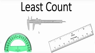 Least Count : How to find least Count of Vernier Calipers, IIT-JEE physics classes