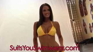 getlinkyoutube.com-Crystal Scrunch Butterfly Bikinis