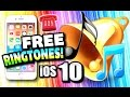 iOS 9 & iOS 10: Get Ringtones on iPhone FREE NO COMPUTER NO JAILBREAK iPhone 6, iPhone 7, Etc.