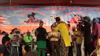 getlinkyoutube.com-Sai Gulam Jugni Ji    Live speech Manjit Ropuwaliya Mela Aassi Kalan    2015