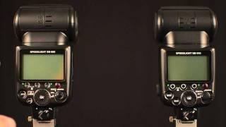 getlinkyoutube.com-Nikon SB-910 vs. Nikon SB-900 Speedlight Overheat Test