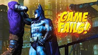getlinkyoutube.com-Batman Game Weak (Game Fails #88)