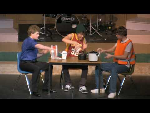 Lunch (Body Percussion) - Variety Show