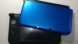 getlinkyoutube.com-3DS LL 液晶交換・電源落ち・上下分裂修理手順(完全版)分解組立て方法