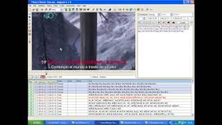 getlinkyoutube.com-[18][Aegisub Karaoke] Star Circle  Add the New Effects