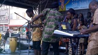 getlinkyoutube.com-Elikia Bantu Gospelchor: Duma bobe wô