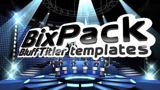 getlinkyoutube.com-BixPack 1 - Intro video templates - Virtual Studios
