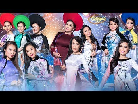 Duyên Phận (Thái Thịnh) PBN 122 – Fashion Show Áo Dài