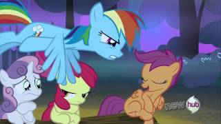 getlinkyoutube.com-Rainbow Dash's Olden Pony story